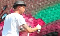 Pose & Witnes Graffiti in Montreal