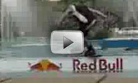 Red Bull Wakeboard Stunt