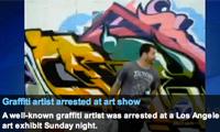 Revok's Arrest on ABC7 News