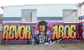 Revok and Aroe in Germany