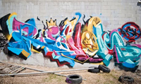 Revok Graffiti by Berst