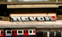 Revok Graffiti Interview