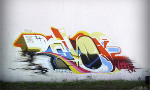 Graffiti Photos from Art Basel Miami