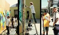 'Kings of Style Battle' Mangere – Revok, Rime & Jaes 2010 Video