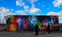 Risk & Smash 137 Graffiti in Miami