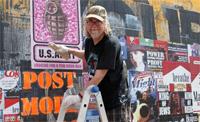 Ron English Screening & Artist Talk at MoMA