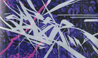 Saber Graffiti Print Contest
