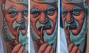 Tattoo Tuesday No. 251