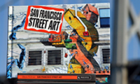 San Fransisco Street Art Book