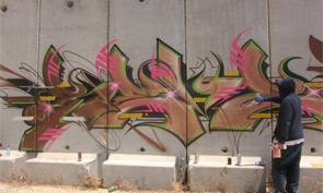 Ewok & Sever in Israel