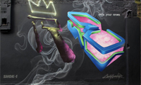 Shok1 Graffiti Interview