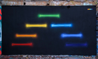 Shok1 X-Ray Rainbow Graffiti