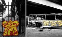 Sickboy Leaves 'Temple Shrines' Across London