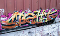 Sight Graffiti Website