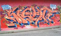 Victoria BC Graffiti Videos