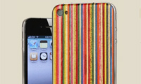 Skateboard Deck iPhone Case
