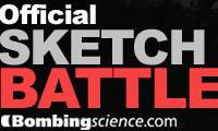 Bombing Science Sketch Battle #13