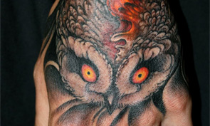 Tattoo Tuesday No. 200