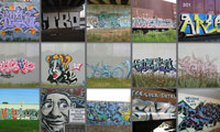 New Senses Lost Graffiti Gallery