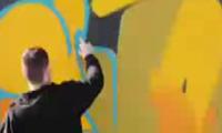 Smash Graffiti Video