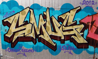 Smug Graffiti Interview