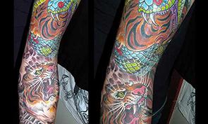 Tattoo Tuesday No. 268