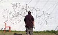 Sneke One Graffiti Video