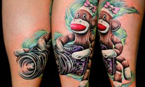 Tattoo Tuesday No. 158