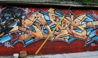 Site Update: More Toronto Graffiti Walls