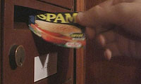 Getting Spammed in Real Life