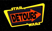 Star Wars Detours Animated Comedy Series