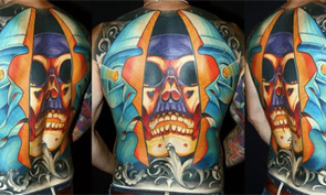 Tattoo Tuesday No. 179