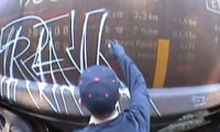 Lesen and Raxoh Graffiti Video