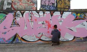 Sueme Graffiti Video