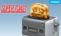 Super Nintendo Toaster