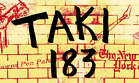 Graffiti Legend Taki 183 Website
