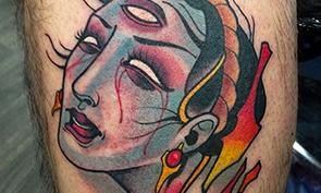 Tattoo Tuesday No. 284