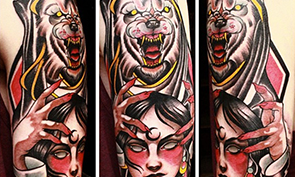Tattoo Tuesday No. 246
