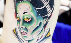 Tattoo Tuesday No. 71