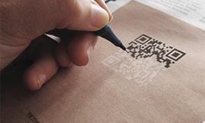 Tattoo Shop Tests Job Applicants' Skills With QR-Code