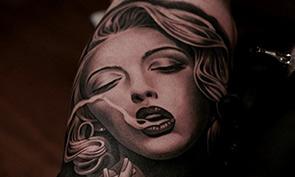 Tattoo Tuesday No. 282