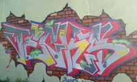 Teck Graffiti Interview