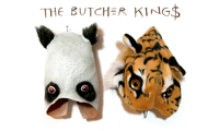 "Alex Pardee & Skinner ""The Butcher Kings"""