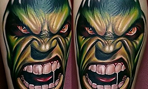 Tattoo Tuesday No. 290