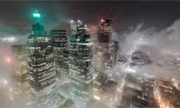"""City Rising"" Toronto Time-lapse"