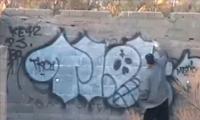 Tlok Graffiti Bombing