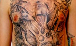 Tattoo Tuesday No. 126