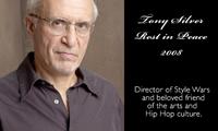 Tony Silver RIP