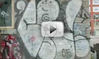 Toronto Graffiti Bombing Video