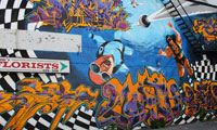 Site Update: Toronto Graffiti Walls